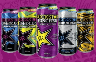 rockstar-energy-drink-australia-promo-can-aloha-hawai-trip-punched-guava-supersours-green-apple-bubbleberry-zero-sugar-ginger-beers